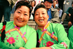 Sängerinnen in Xining (Qinghai) – ©  Stefan Schomann