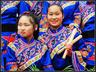 Musikerinnen einer Folkloregruppe der Dong (Hunan) – ©  Stefan Schomann