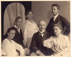 Familie von Drechsel. Foto: privat