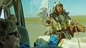 Empfangskomittee im Gegentala-Grasland (Innere Mongolei) – ©  Stefan Schomann