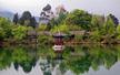 Pavillon in Lijiang (Yunnan) – ©  Stefan Schomann